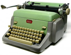 Typewriter 2984552446_784177cff1