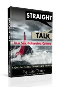 Straight Talk book cover