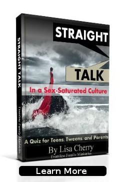 Straight Talk In a Sex-Saturated Culture