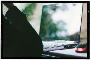 Laptop  open 7670156696_0dbf5274ea