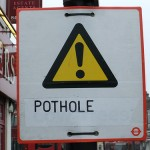 pothole sign 8352434027_6b605fab06