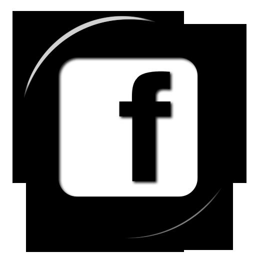 logo facebook black