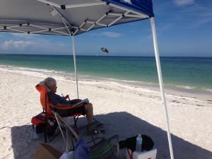 Earl beach Florida